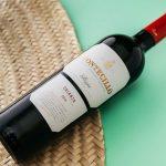Botella de Vino Montecillo crianza